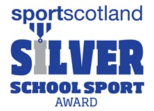 Sportscotland Silver Icon
