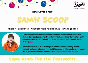 SAMH SCOOP NEWSLETTER 2
